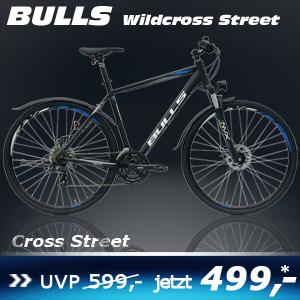 Bulls Wildcross Street Herren 17