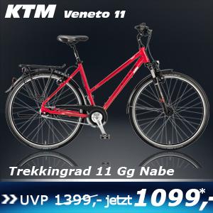 KTM Veneto 11 Da Trapez rot 2
