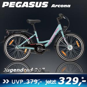 Pegasus Arcona uno Blau 20