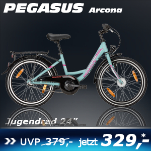 Pegasus Arcona uno Blau 24