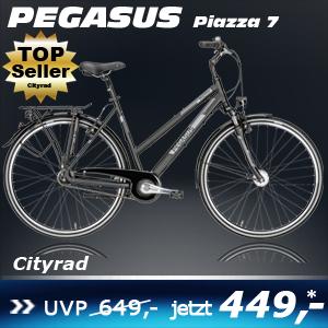 Pegasus piazza 7 Da Trapez
