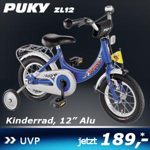 Puky ZL12 blau