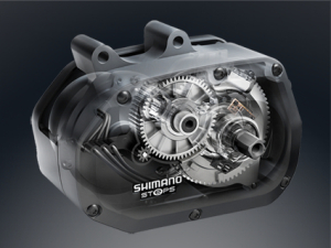 Shimano Steps Motor klein