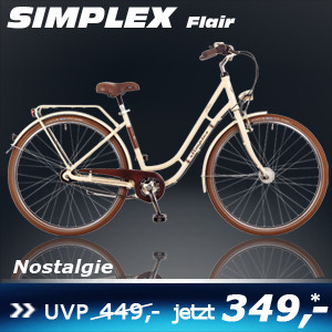 Simplex Flair beige