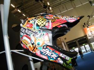 O'Neal Helm Z.E.G. Show 2016 Downhill-Helm Freeride BMX Neuheit Neu