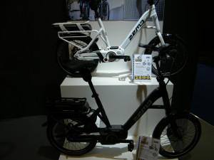 Zemo ZEG show 2016 Neuheiten e bike Elektrofahrrad Pedelec Kompakt