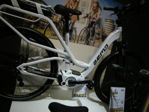 Zemo ZEG show 2016 Neuheiten e bike Elektrofahrrad Pedelec Vollgefedert