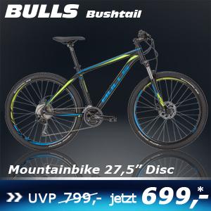 Bulls Bushtail 17 S