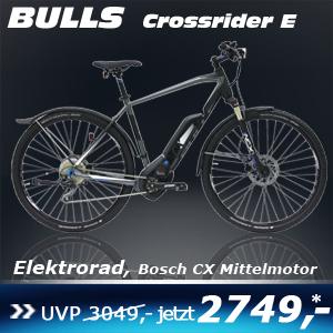 Bulls Crossrider E He Sch 17