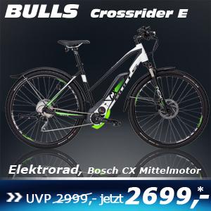 Bulls Crossrider E Trap 17