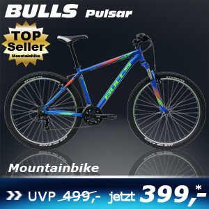 Bulls Pulsar 17 S