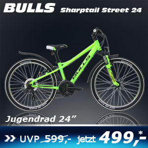 Bulls Sharptail 24 Grün 17