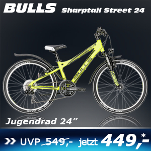 Bulls Sharptail 24 neon 16
