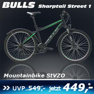 Bulls Sharptail Street 1 Sch 17