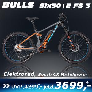 Bulls Six50 + E FS 3 17