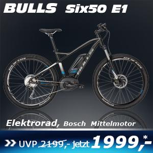 Bulls Six50 E1 17