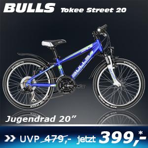 Bulls Tokee Blau 20 16