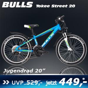 Bulls Tokee Blau 20 17