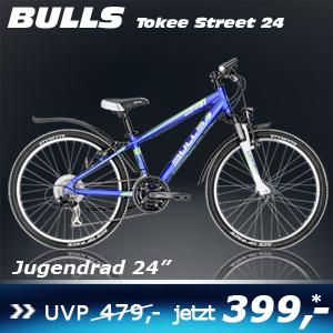Bulls Tokee Blau 24 16