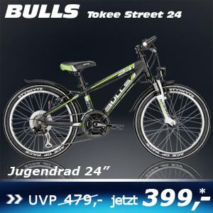 Bulls Tokee Sch 24 16