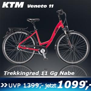 KTM Veneto 11 Da Uno rot 16
