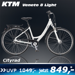 KTM Veneto 8 Light 16