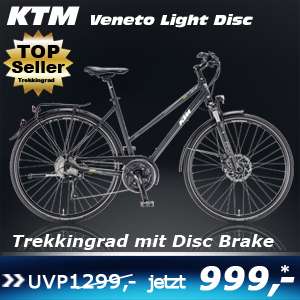 KTM Veneto Light Disc Damen 16