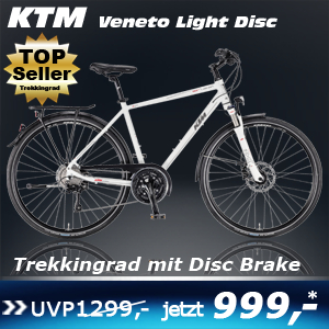 KTM Veneto Light Disc Herren 16