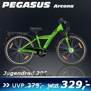 Pegasus Arcona jungs grün 20