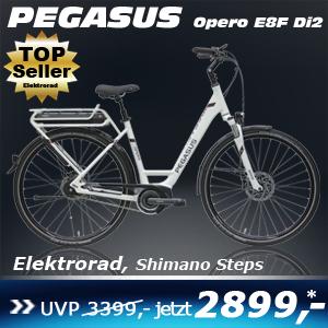 Pegasus Opero E8F DI2 Uno weiss 17