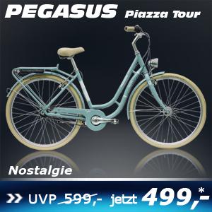 Pegasus Piazza Tour Blau 16