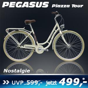 Pegasus Piazza Tour Creme16