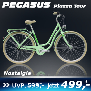 Pegasus Piazza Tour Grün 16