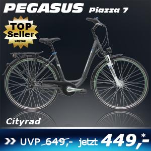 Pegasus Piazza Uno Grau 28