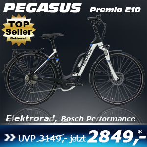 Pegasus Premio E10 Wave sch 17