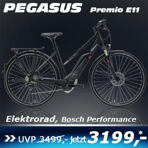 Pegasus Premio E11 Trap 17