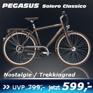 Pegasus Solero Classico He
