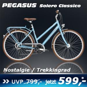 Pegasus Solero Classico Trap