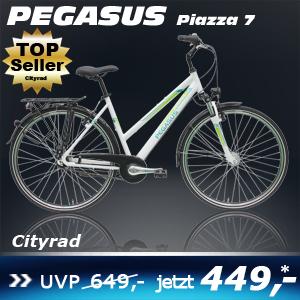 Pegasus piazza 7 Da Trapez 16