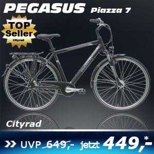 Pegasus piazza 7 Herren 16