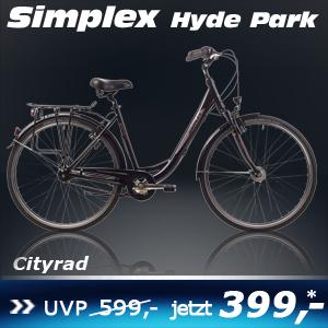Simplex Hyde Rot 16