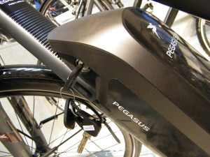 Di2 Shimano Steps E-Bike Akku