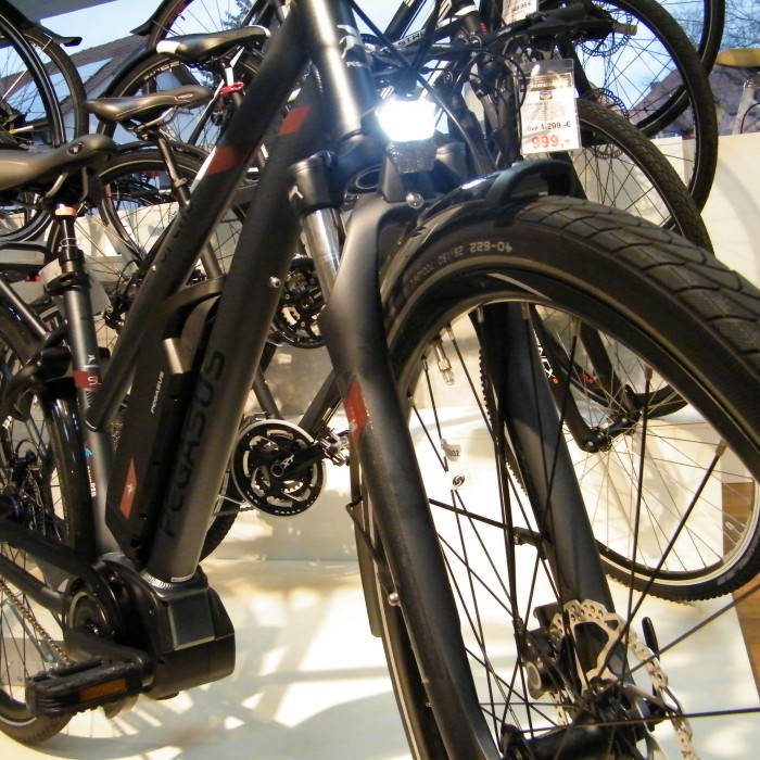 Pegasus Opero E8 Di2 Shimano Steps E-Bike