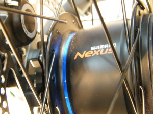 Pegasus Opero E8 Di2 Shimano Steps E-Bike 8 Gang Nexus