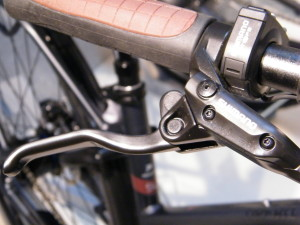 Pegasus Opero E8 Di2 Shimano Steps E-Bike Bremshebel