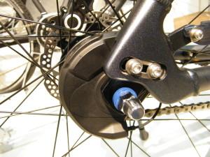 Pegasus Opero E8 Di2 Shimano Steps E-Bike Schaltung