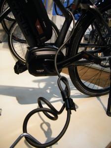Pegasus Opero E8 Di2 Shimano Steps E-Bike Schloß (2)