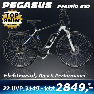 Pegasus Premio E10 He sch 17