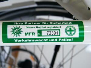 Polizei Registriert