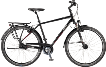 KTM Trekkingrad mit shimano 11 Gang Alfine schaltung und magura Felgenbremsen